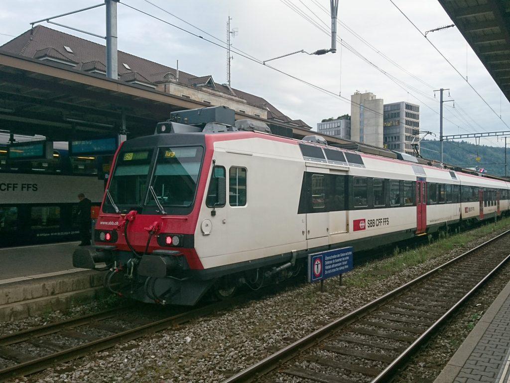 RBDe 560 201