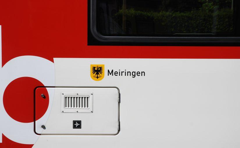 Wappen Meiringen