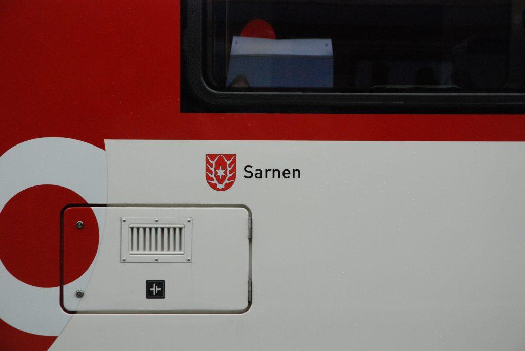Wappen Sarnen