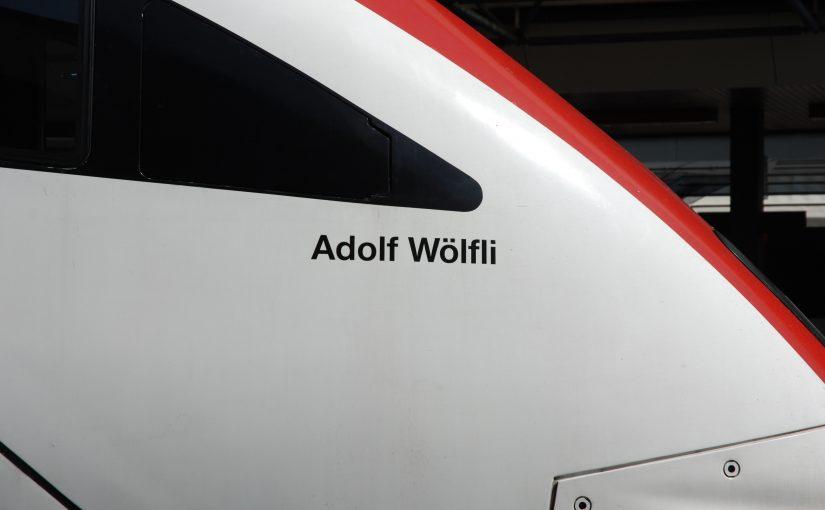 Namen Adolf Wölfli