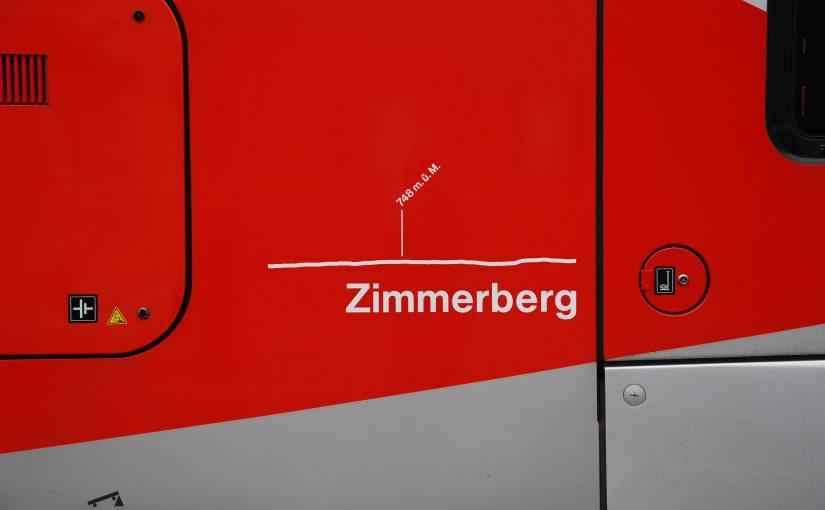 Namen Zimmerberg