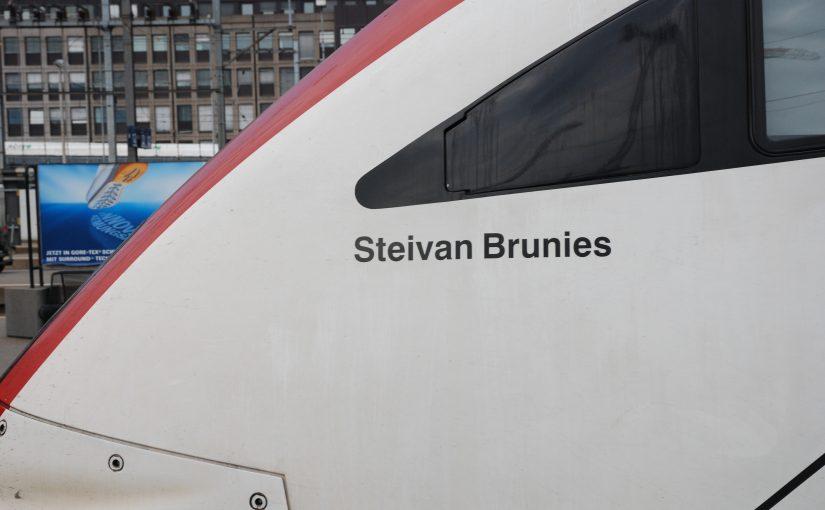 Namen Steivan Brunies
