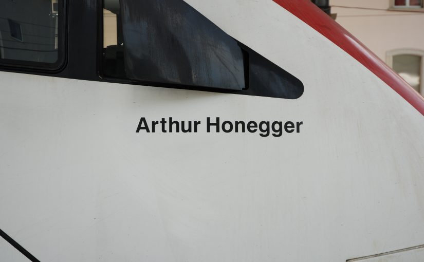 Namen Arthur Honegger