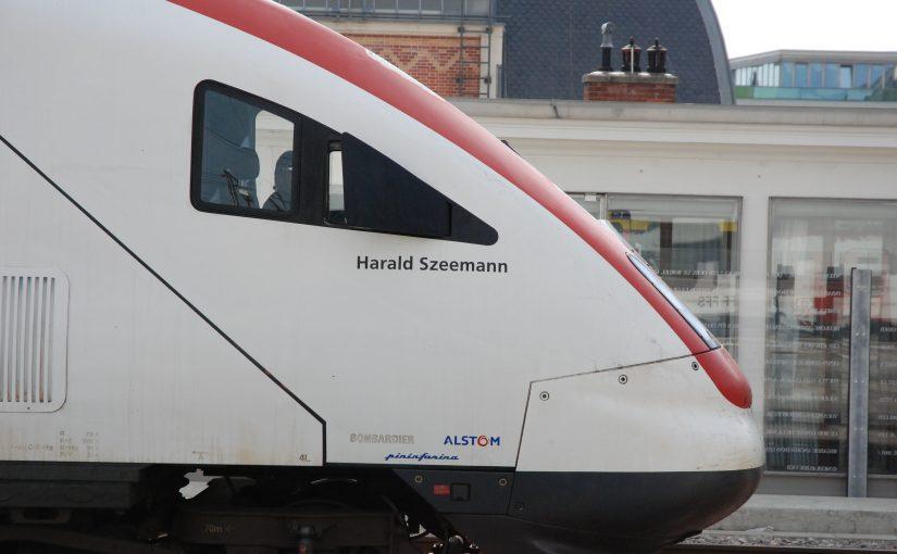 Namen Harald Szeemann
