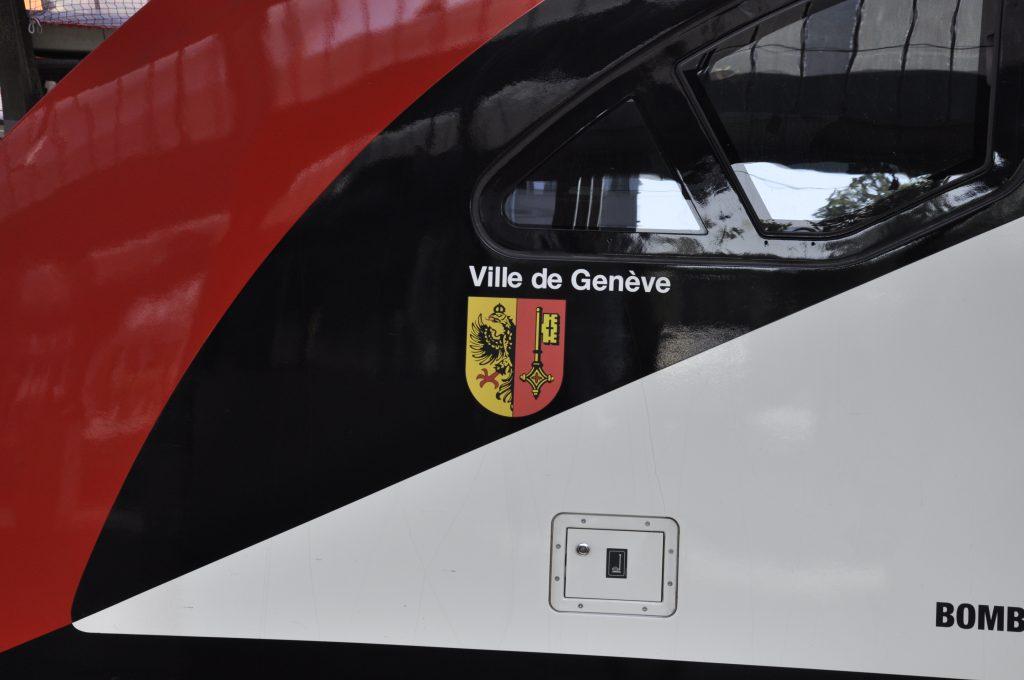 Wappen Ville de Genève