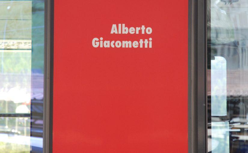 Namen Alberto Giacometti