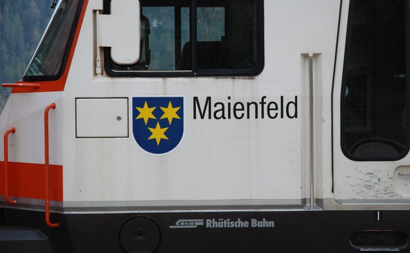 Wappen Maienfeld
