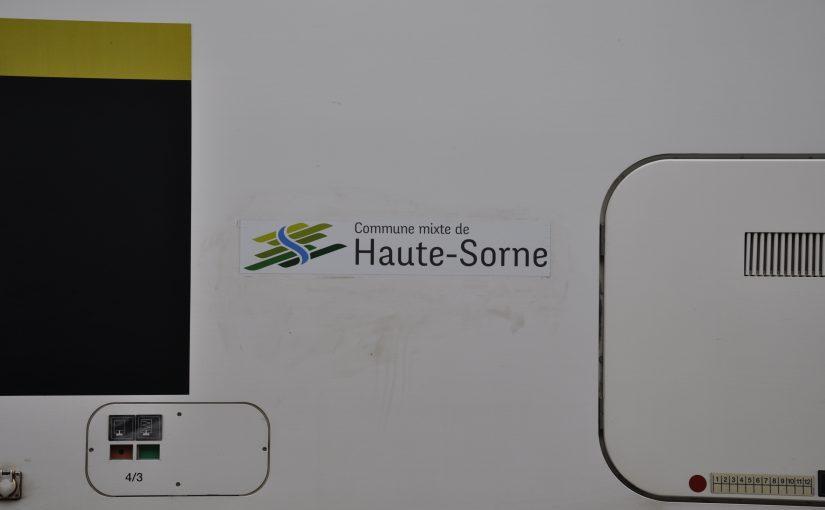 Namen Commune mixte de Haute-Sorne