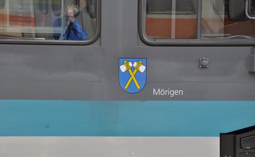 Wappen Mörigen