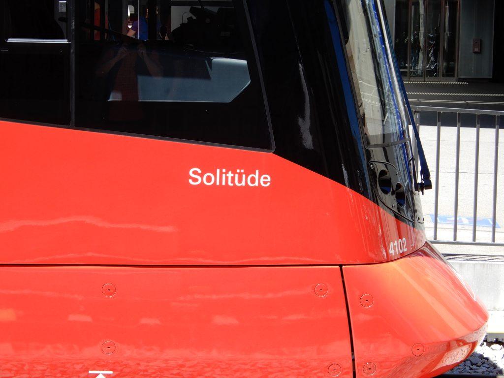 Namen Solitüde