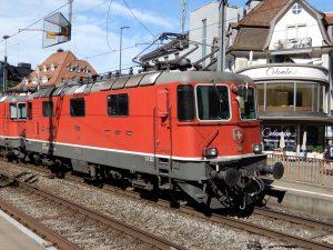 Re 420 122