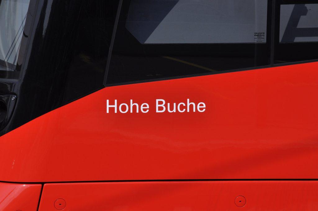 Namen Hohe Buche