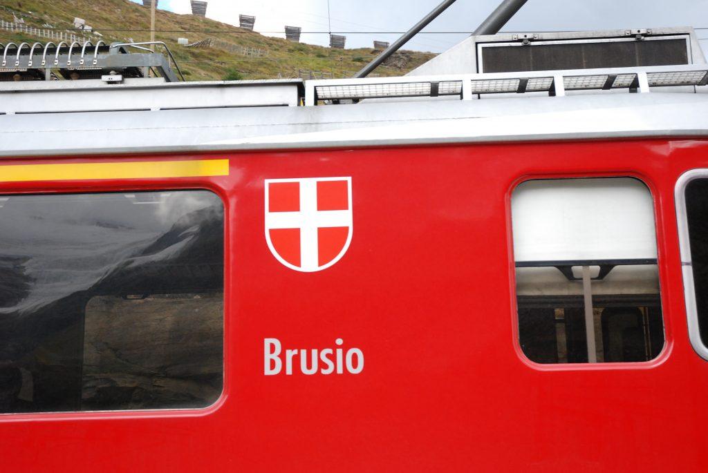 Wappen Brusio