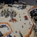 Überblick über die Skipiste