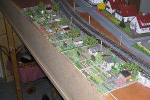 Die Schrebergärtenkolonie