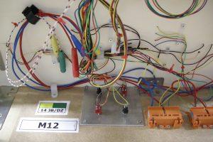 Noch mehr Kabelverhau zu Testzwecken
