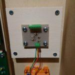 Die Diodenmatrix zur Signalansteuerung