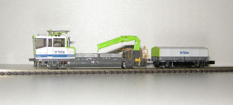 Zwei neue Züge