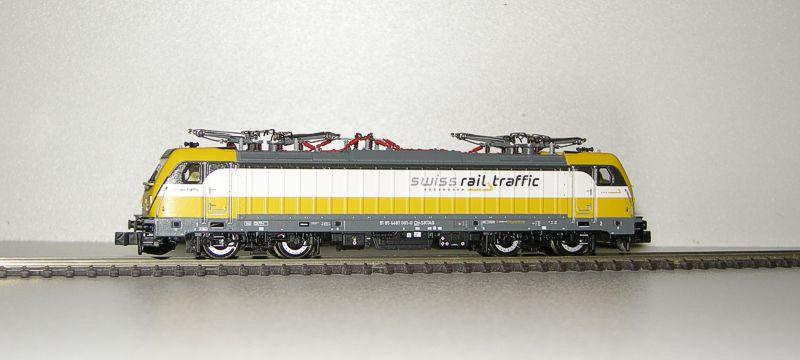 Drei neue Züge