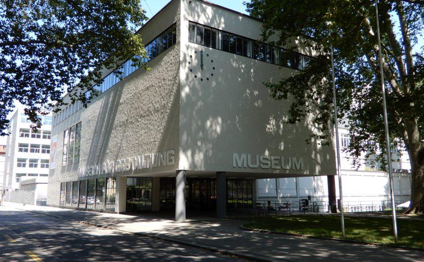 sNs goes Museum – 1. Fahrtag