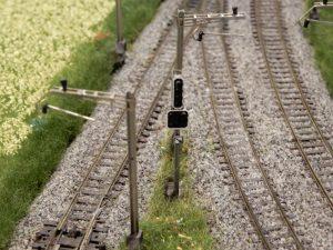 Für die Signal-Puristen wurde noch ein kleines Detail montiert