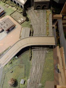 Ist die Brücke im Weg?