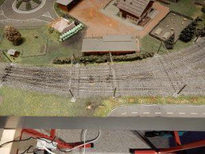 Wie vermutet musste die Brücke abgebaut werden, sie kommt aber wieder