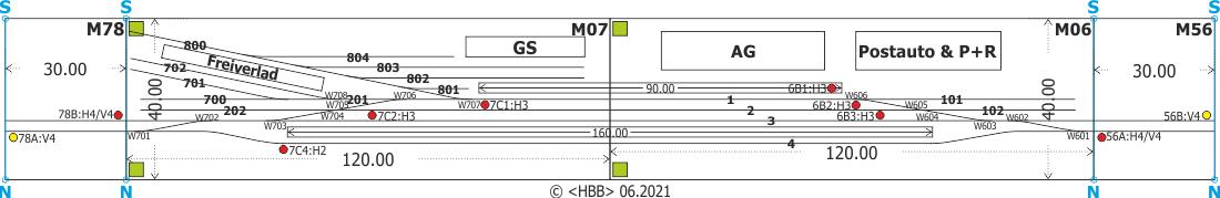 Kombination der Module 06 + 07 + 56 + 78