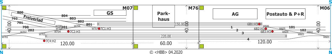 Kombination der Module 06 + 07 + 76
