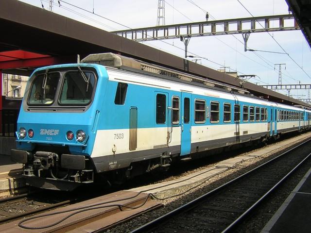 SNCF | Z 7500