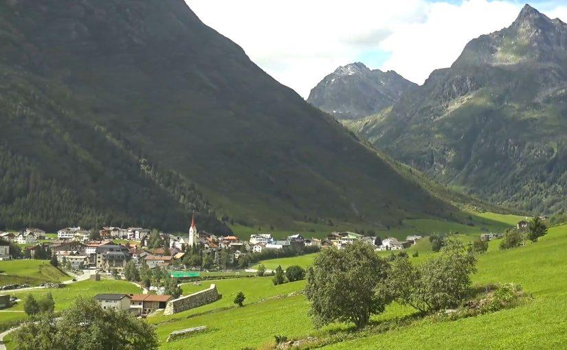 Erste Livecams aus Österreich