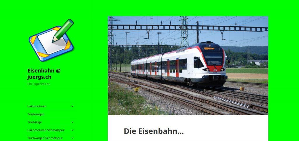 hier geht es zur Eisenbahn