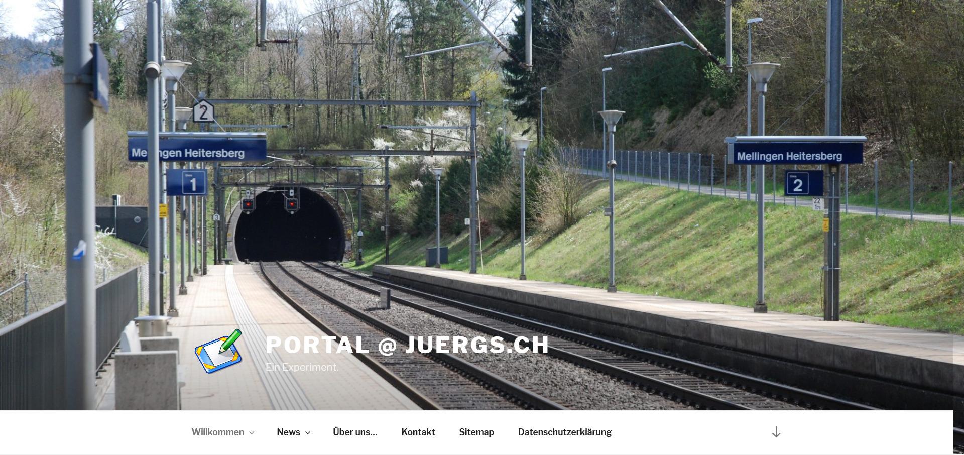 Portal @ juergs.ch